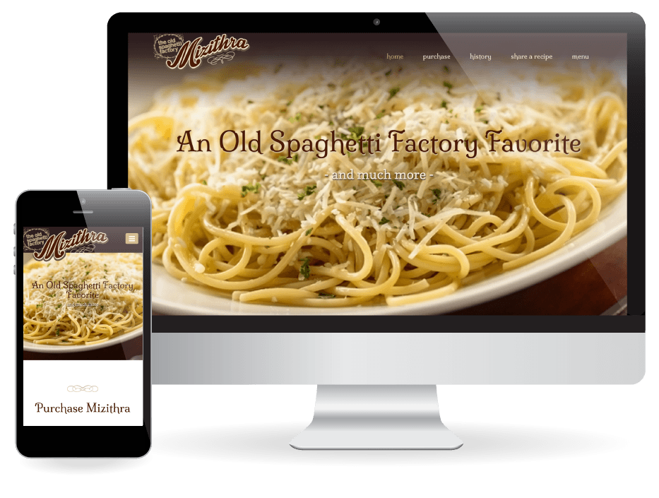 Website Design Mizithra